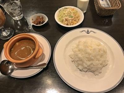 横須賀海軍カレー本舗 よこすか海軍カレー20180112