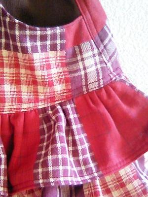 オリカさんのスカート3