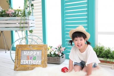 フォトプラス 盛岡 スタジオ 写真 お誕生日