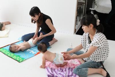 フォトプラス 盛岡 スタジオ 写真 イベント ベビーマッサージ ママトコクラブ