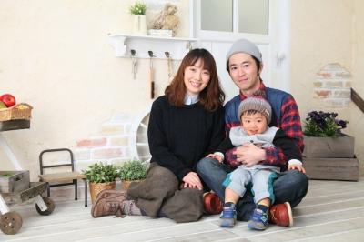 盛岡 フォトプラス スタジオ 撮影 年賀 受付 ファミリー 家族 撮影会
