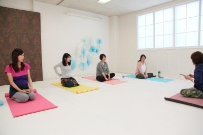 フォトプラス 盛岡 スタジオ 写真 撮影 イベント マタニティヨガ ママトコ