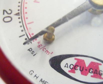 昨日、空気圧の単位を説明 ...