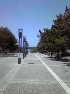 八景島シーパラダイス駅から海の公園