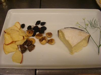 モミの木のチーズ