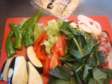 あるもの野菜