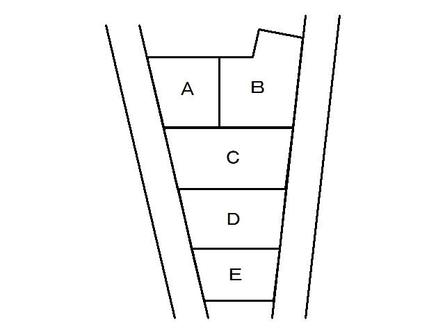 前橋市下細井町土地分譲全5区画