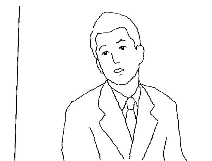 「東京物語」の名場面 2