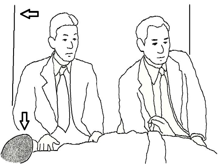 「東京物語」の名場面 7