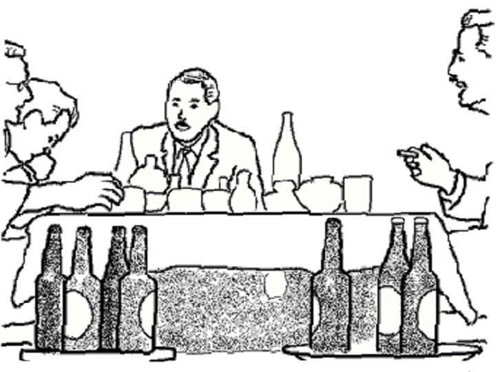 瓶のラベル 1