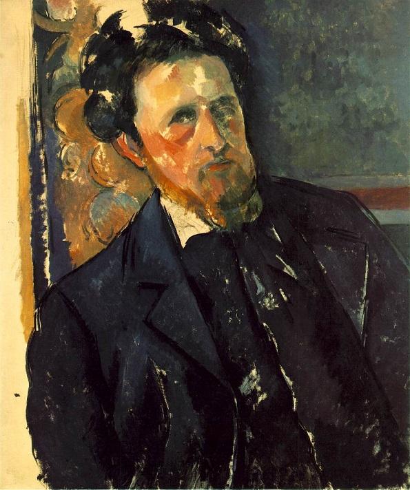 ジョワシャン・ガスケの肖像