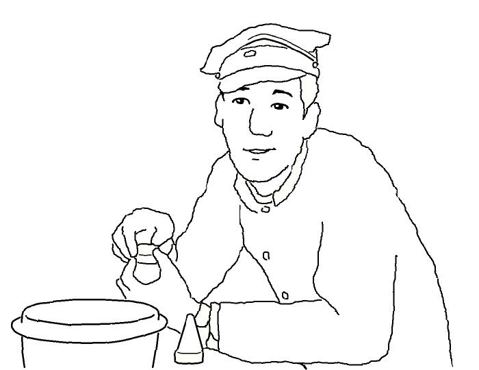 ◆小津の文法(1)−会話1