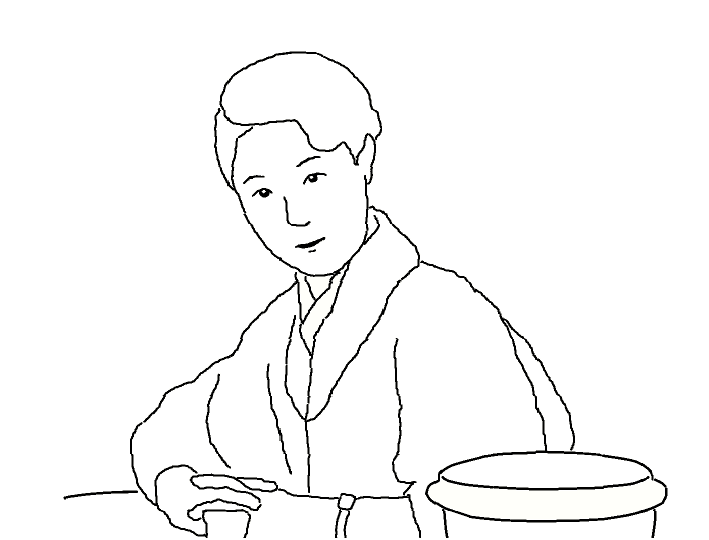 ◆小津の文法(1)−会話2