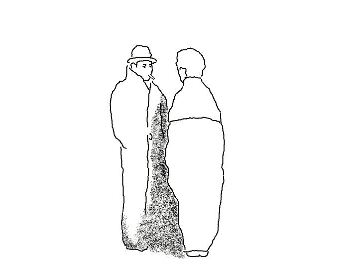 ◆小津の文法(1)−会話3