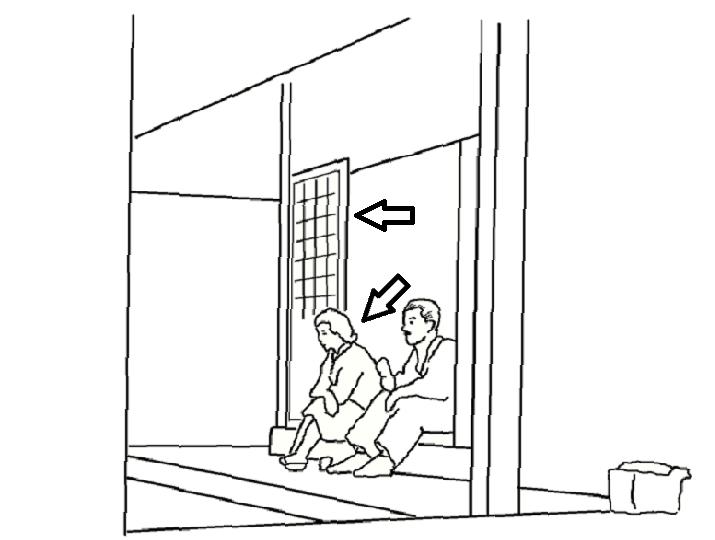 ◆小津の文法(1)−会話5