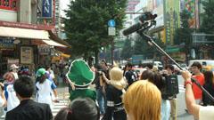 WCS2006 in Akihabara