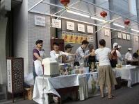 東麻布の高級中華料理店「富麗華」も出店