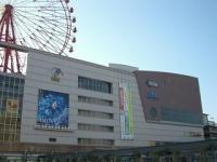 鹿児島中央駅のショッピングビル『アミュプラザ鹿児島』