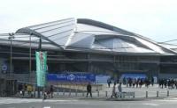 東レパンパシの会場・東京体育館