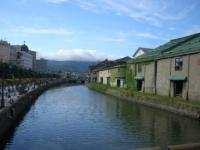 昼間の小樽運河