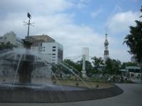札幌の憩いの場、大通公園