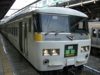 上野発の特急「草津」
