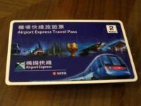 これが旅行者用オクトパスカード