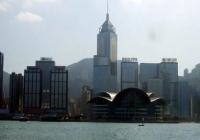 香港島の風景その1