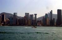 香港島の風景その2