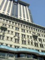 有名なペニンシュラホテル