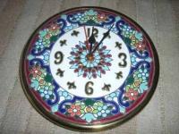 バルセロナから届いた時計