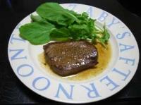 セコンドのステーキ