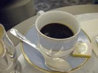 ラデュレのコーヒー