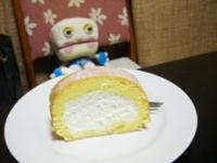 カット済みケーキ
