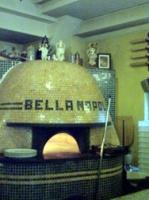 ベッラ・ナポリの窯