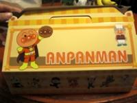アンパンマンのケース入り