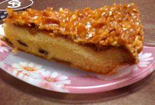 Patisserie SUR almond cake