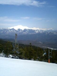 標高2150m
