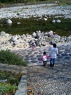 長良川(道の駅白鳥)
