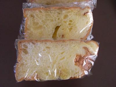 シフォンケーキの保存方法その1
