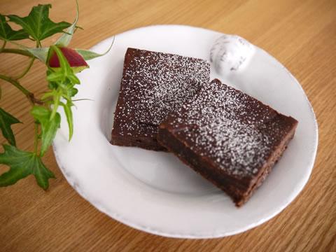 チョコレートブラウニーのレシピ&作り方動画