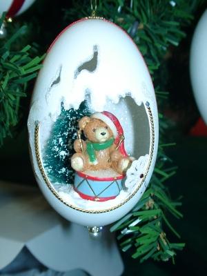 卵を使った飾りEggart07