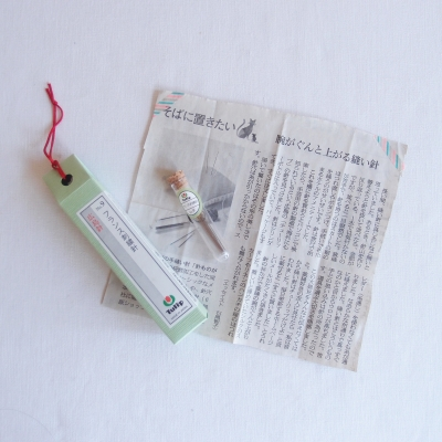 広島針 チューリップ針
