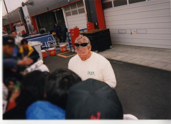 2000年インディージャパン:ポール・トレーシー