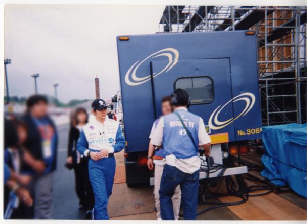 2000年インディージャパン:中野信治くん