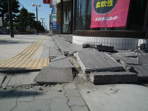 新浦安駅前