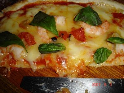 キャンティボーノ 四季のピザ