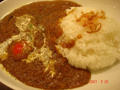 Gokochi 野菜カレー