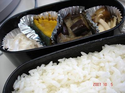 お弁当100507