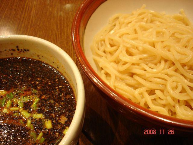 ぷん福まる 黒坦々つけ麺